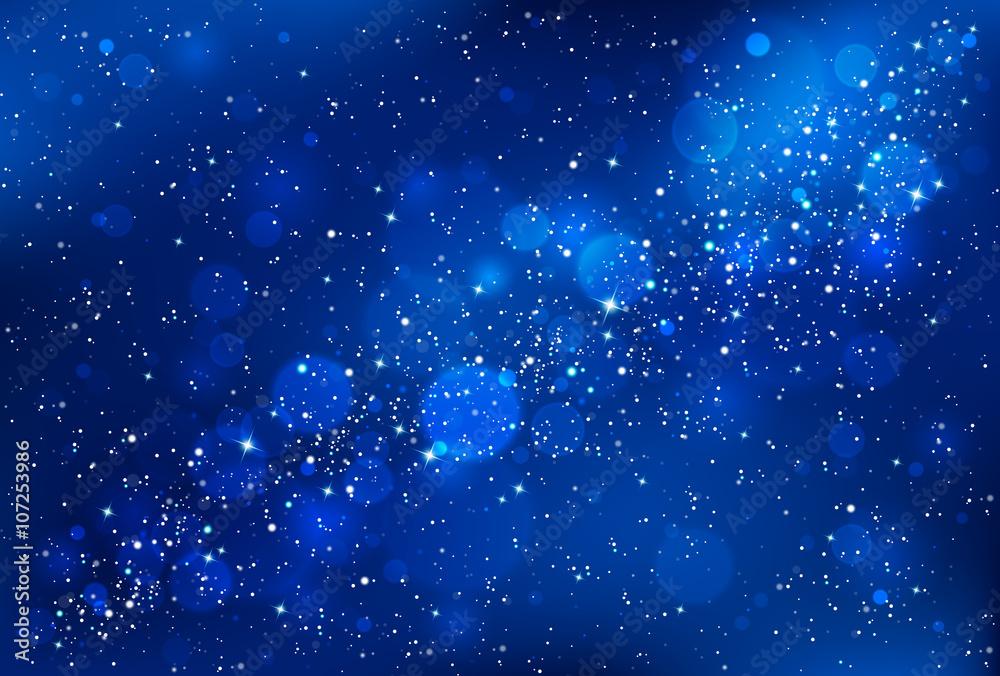 Fototapety, obrazy: 夜空