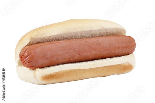delicious hotdog sandwich Fototapet