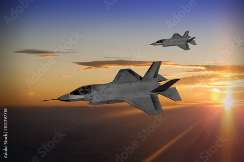 Foto F-35 stealth fighter