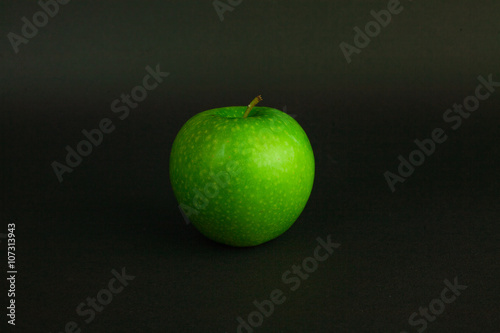 Fotografie, Obraz  Green apple