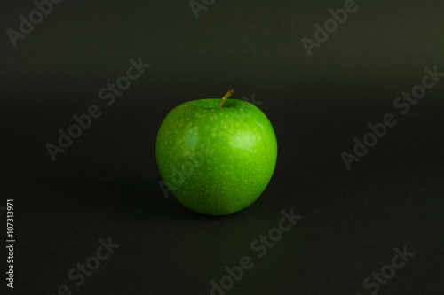 Fotografia, Obraz Green apple