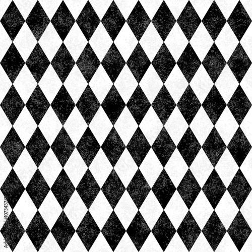 Black And White Grunge Diamond Tile Pattern Repeat Background Buy Classy Diamond Tile Pattern
