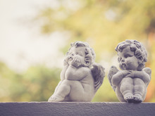 Baby Doll Sculptures; Vintage ...