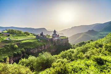 Ancient monastery. Tatev. Armenia