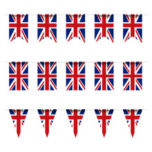 United Kindom Flag Bunting