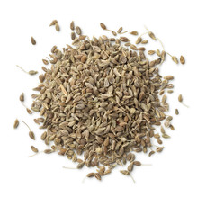 Heap Of Dried Anise Seeds