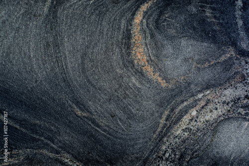 Montage in der Fensternische Steine granite texture and background
