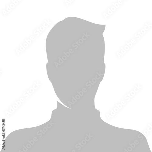 Profile picture vector Fototapete