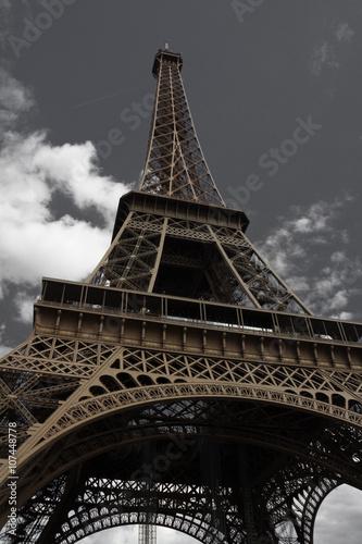 Tour Eiffel, Paris France  #107448778