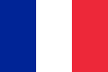 Vector Of French Flag.