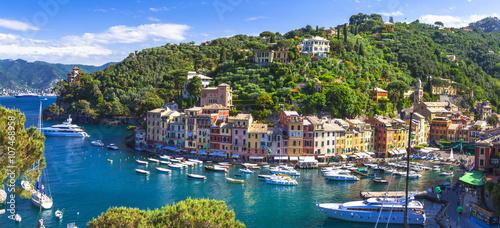 Fotografia beautiful luxury Portofino - Liguria, Italy
