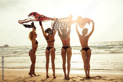 Zdjęcie XXL Ciała na plaży!