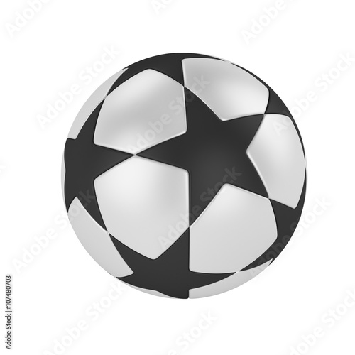 Fotografie, Tablou  soccer ball league