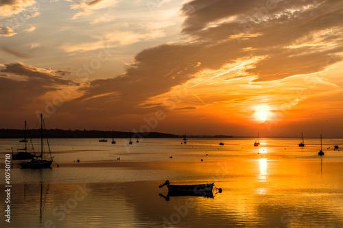 Photo  River Sun