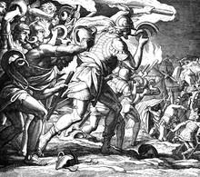 Gideon Defeats The Midianites ...