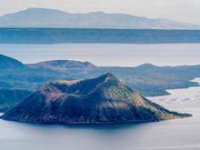 Taal Volcano , Tagaytay , Philippines