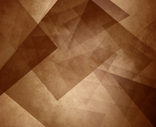 Abstract Brown Sepia Backgroun...