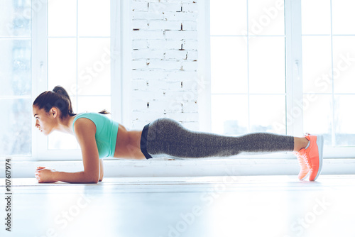 Obraz Perfect plank. - fototapety do salonu