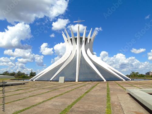 Poster Monument Catedral de Brasília
