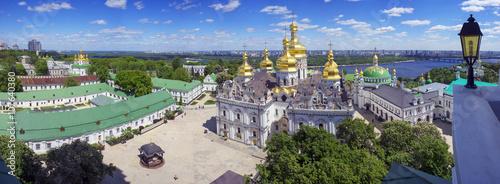 Foto op Plexiglas Kiev Spring Monastery in Kiev