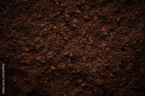 Fotografía  Soil texture