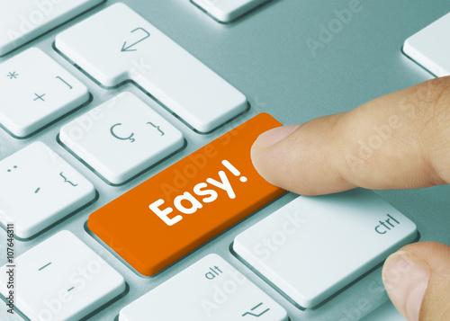 Fotografie, Obraz  Easy!