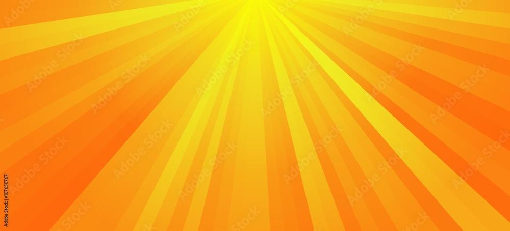 Fototapety, obrazy: shining rays of light
