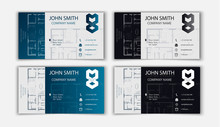Business Card For An Architect