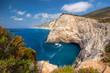 Beautiful view of Lefkada's island, Greece