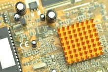 Układy Elektroniczne Wewnątrz Komputera