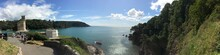 Dartmouth Castle & Estuary, Panoramic