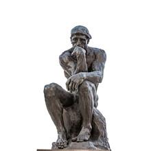 Auguste Rodin The Thinker Scul...