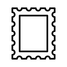 Postage Stamp Or Letter Stamp ...