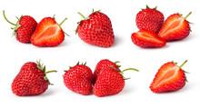 Set Of Strawberries