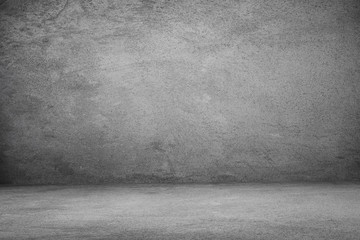 Concrete Room Wall