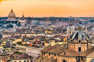 Fototapeta Rzym Rome, Italy.