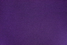 Purple And Violet Fishnet Cloth Material As A Texture Background