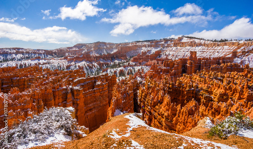 Foto op Plexiglas Canyon Colorful Bryce canyon national park, Utah