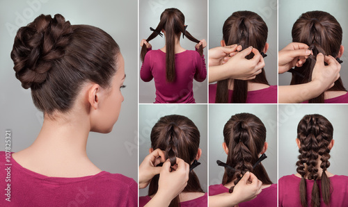 hairstyle tutorial - 107825321