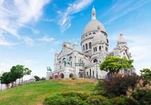 Sacre Coeur Church, Paris