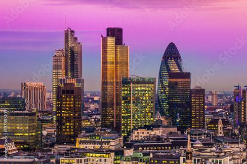 Poster London City of London