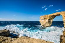 Gozo, Azure Window, Stone Arch...