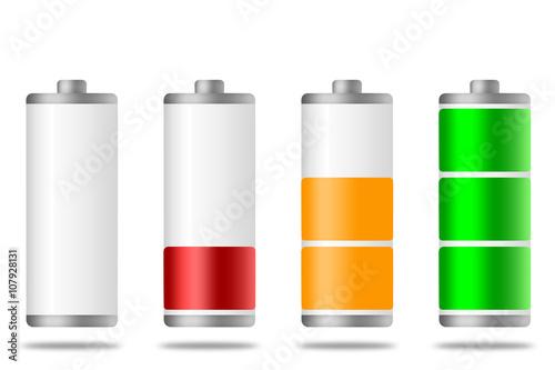 Obraz Bateria - fototapety do salonu