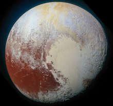 Pluto Planet In Solar System C...