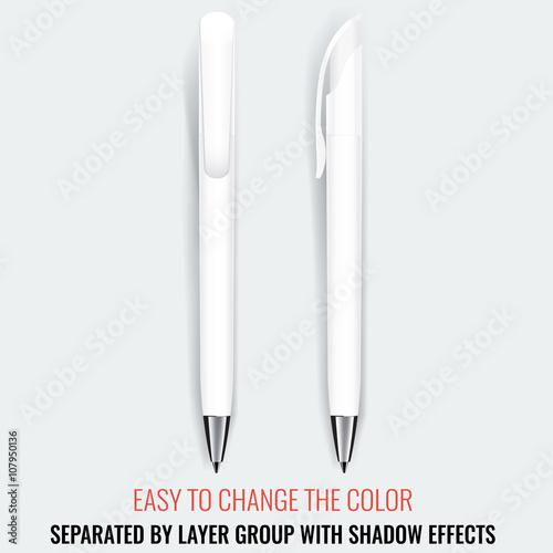 Pen, pencil Vector Fototapete