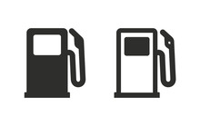 Fuel - Vector Icon.