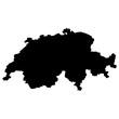 Territory of Switzerland