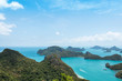 Angthong Islands National Marine Park