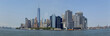Lower Manhattan in New York City