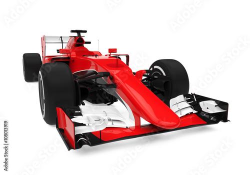 Poster Cars Formula One Race Car